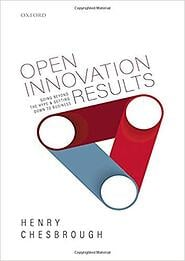 Open Innovation Book - Henry Chesbrough