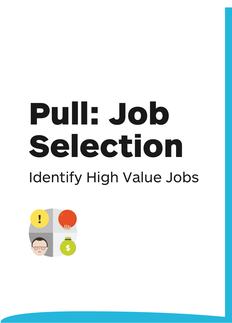 Identify High Value Jobs