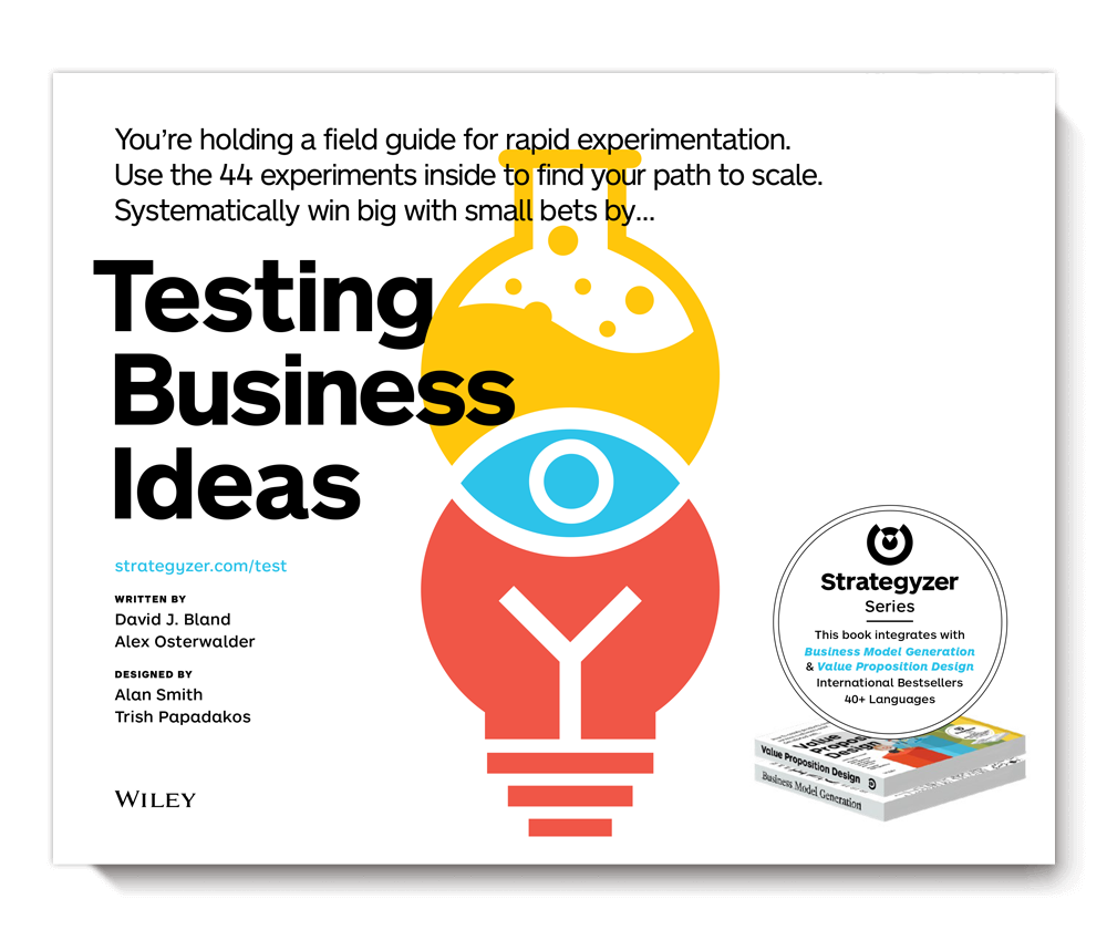 Testing Business Ideas Innovation and Business Strategy Book by David Bland