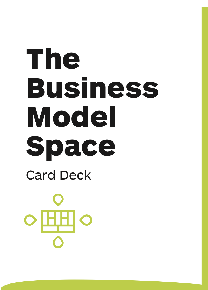 The Business Model Space Cover