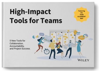 high-impact tools for teams - team alignment map
