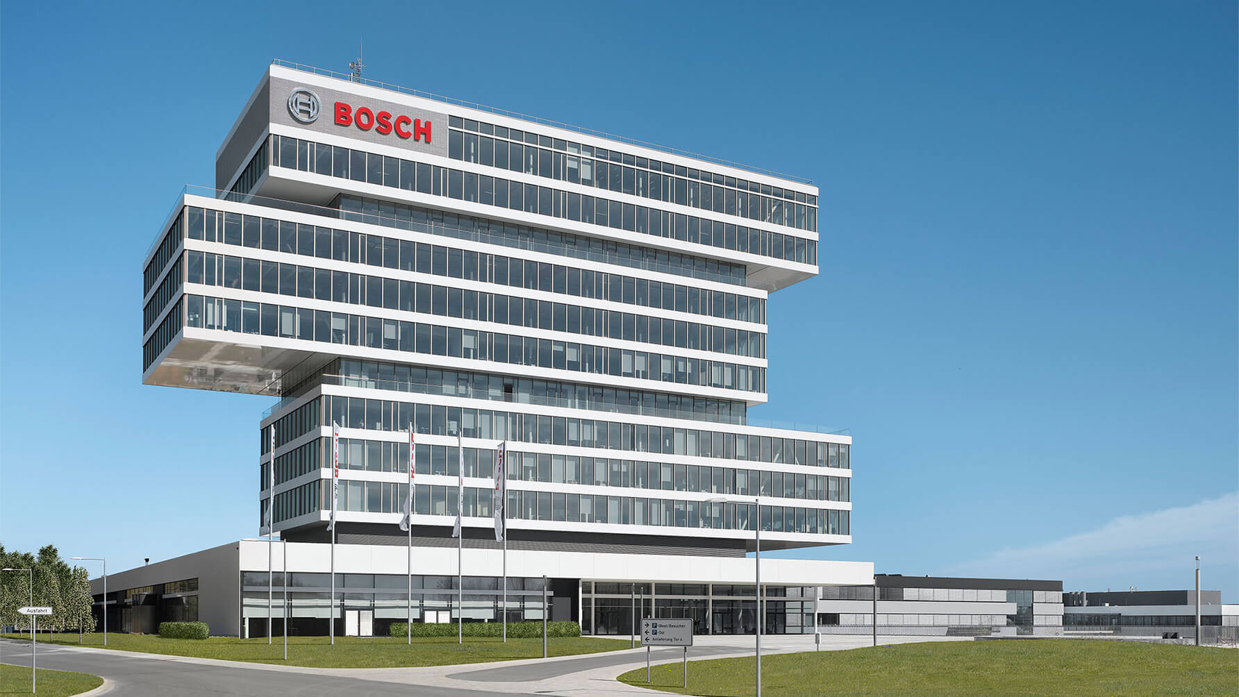 Invincible Company of the Month: Bosch