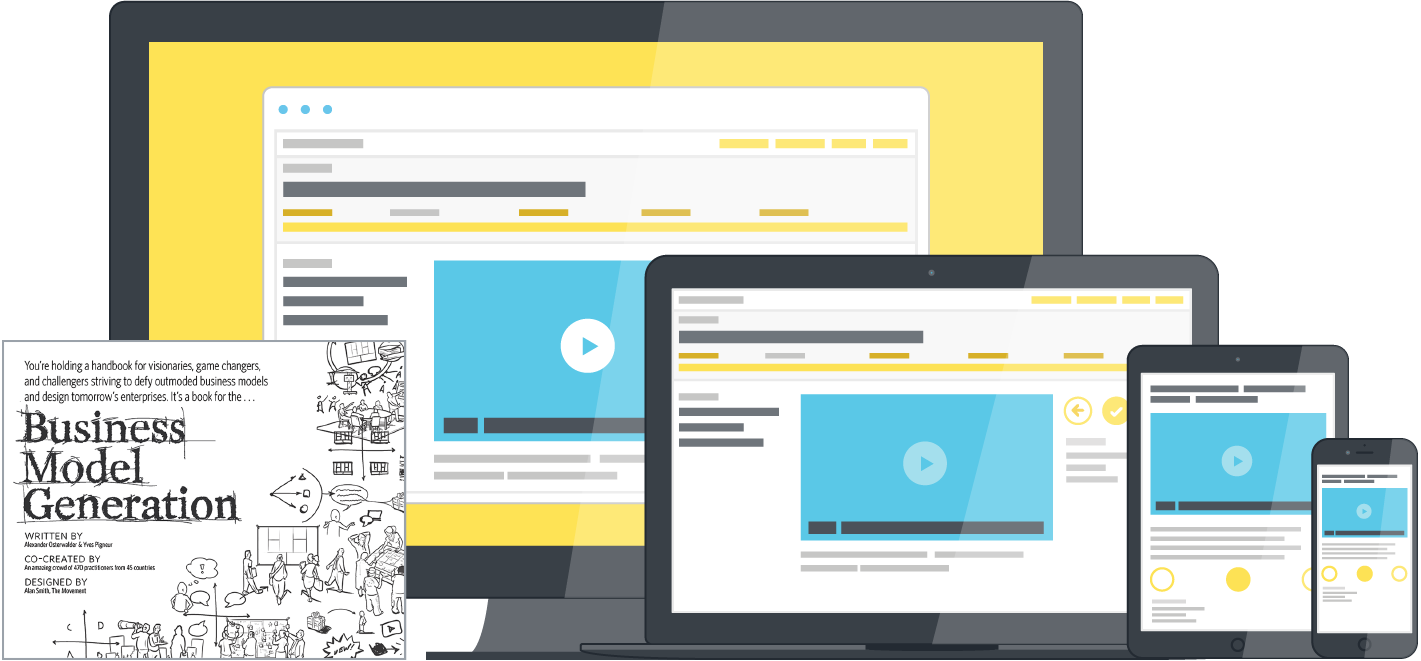 Strategyzer | Mastering Business Models Online Course by
