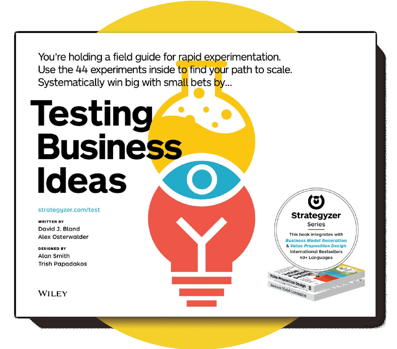 testing busine ss ideas hero icon