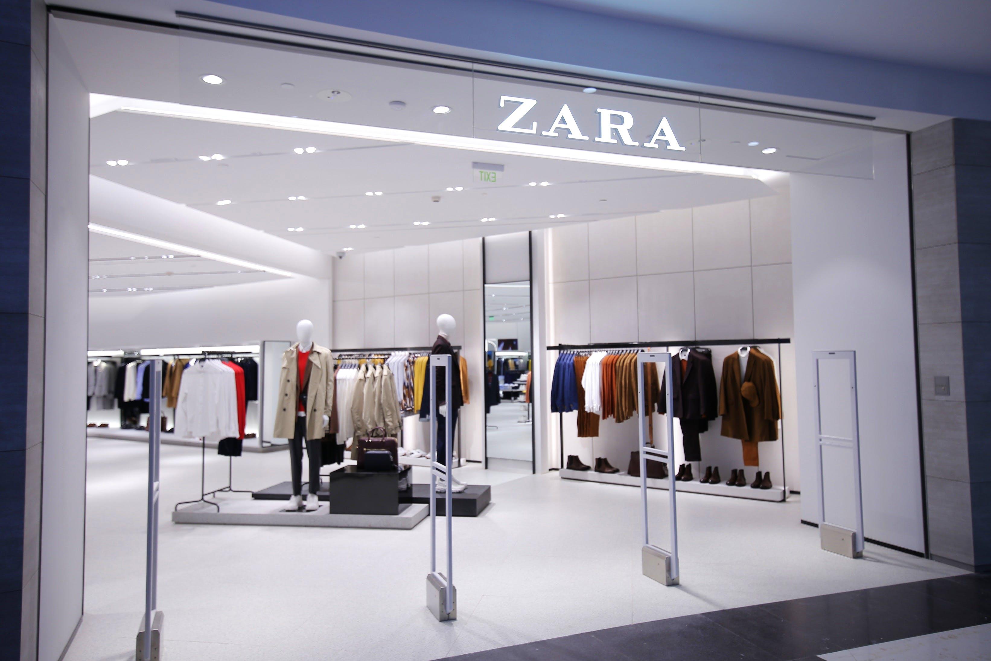 Zara Business Model
